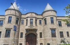 De kungliga kanadensiska husarna (Montreal) Arkivbild