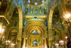 De kunst en de architectuur in Palermo royalty-vrije stock afbeeldingen