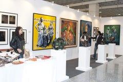 De kunst Expo Maleisië 2010 Royalty-vrije Stock Foto's