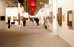 De Kunst nu 2010 van Miart Royalty-vrije Stock Foto