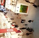 De Kunst nu 2010 van Miart Stock Afbeeldingen