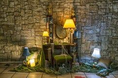 De lampen Royalty-vrije Stock Afbeelding