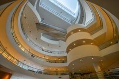 De Kunst van Bangkok & Cultuurcentrum BACC royalty-vrije stock afbeeldingen