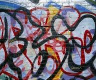 De Kunst van Graffiti, royalty-vrije stock foto