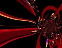 De kunst van het Grafikontwerp Abstract kleurrijk het schilderen Beelden nieuw art. royalty-vrije stock afbeelding