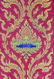 DE KUNST VAN THAILAND HET SCHILDEREN Royalty-vrije Stock Foto's