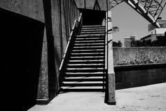 De kunsten centreren Stappen Stock Foto