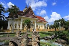 De Kunsten van mooie Tempel Stock Fotografie