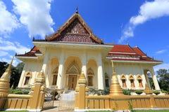 De Kunsten van mooie Tempel Stock Afbeelding