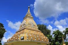 De Kunsten van mooie Tempel Royalty-vrije Stock Foto's