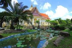 De Kunsten van mooie Tempel Royalty-vrije Stock Afbeeldingen