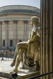 De kunstgalerie Liverpool van de leurder Stock Fotografie