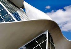 De Kunstgalerie van Edmonton Stock Foto's