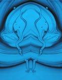 De kunstsamenvatting Vector Illustratie