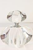 De Kurk van de Fles van het Parfum van het kristal woth Stock Afbeelding