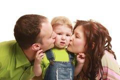 De kus van Fm Stock Foto's