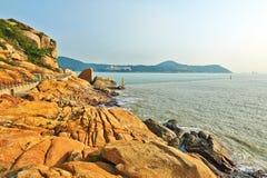 De kust Royalty-vrije Stock Afbeelding