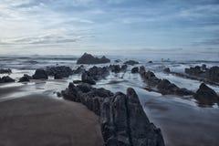 In de kust Royalty-vrije Stock Afbeelding