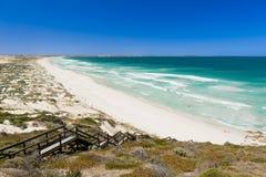 De kust Duinen van het Zand royalty-vrije stock afbeelding