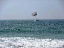 De kust en de stranden van Goa royalty-vrije stock foto's
