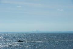 De Kust Oceaanmening van Perth Stock Foto's