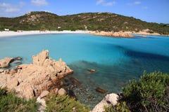 De kust Sardinige van Smerald Royalty-vrije Stock Fotografie