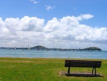 De Kust van Auckland Stock Foto's