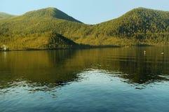 De kust van Baikal Royalty-vrije Stock Afbeeldingen