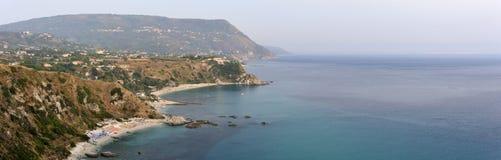 De kust van Cilento Royalty-vrije Stock Afbeeldingen