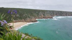De kust van Cornwall Royalty-vrije Stock Afbeelding