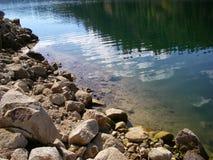De kust van de steen Stock Fotografie