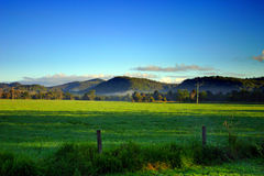De Kust van de zonneschijn, Australië Stock Foto