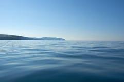 De Kust van de Zwarte Zee, Rusland n Stock Fotografie