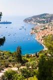 De kust van Frankrijk royalty-vrije stock fotografie