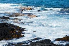 De kust van Hawaï Stock Foto's