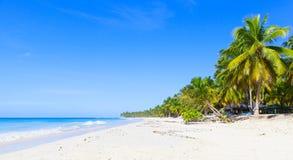 De kust van het Saonaeiland, panoramische foto Royalty-vrije Stock Foto