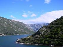 De kust van Kroatië royalty-vrije stock afbeelding