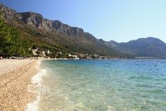 De kust van Kroatië Stock Foto