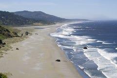 De Kust van Oregon stock fotografie