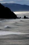 De kust van Oregon Royalty-vrije Stock Foto's