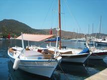 De kust van Selimiye Royalty-vrije Stock Foto's