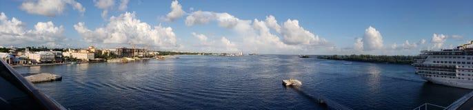 De Kusten van de Bahamas royalty-vrije stock foto's