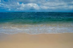 De Kusten van Hawaï Stock Afbeeldingen