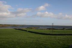De Kustlijn van Clare van de provincie royalty-vrije stock afbeeldingen