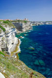 De Kustlijn van Corsica Royalty-vrije Stock Afbeeldingen
