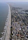 De kustlijn van Florida stock afbeeldingen