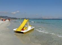 De kustlijn van Golfoaranci. Royalty-vrije Stock Afbeeldingen