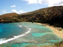 De Kustlijn van Maui royalty-vrije stock afbeelding