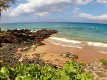 De Kustlijn van Maui royalty-vrije stock foto