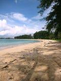 De kustlijn van Phuket Royalty-vrije Stock Afbeeldingen